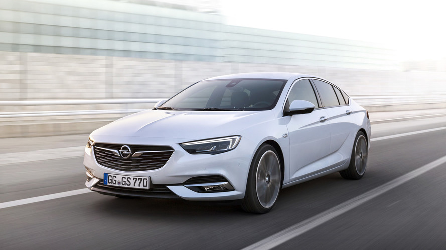 Opel announces pricing for Insignia Grand Sport and Sports Tourer