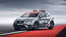 SEAT - La Leon Cupra devient Safety Car du Superbike