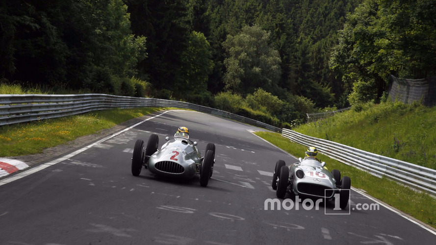 The Green Hell: Nurburgring Nordschleife hits the big screen
