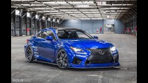 Lexus RC F by Gordon Ting