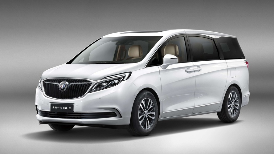 2017 Buick GL8 MPV debuts in China