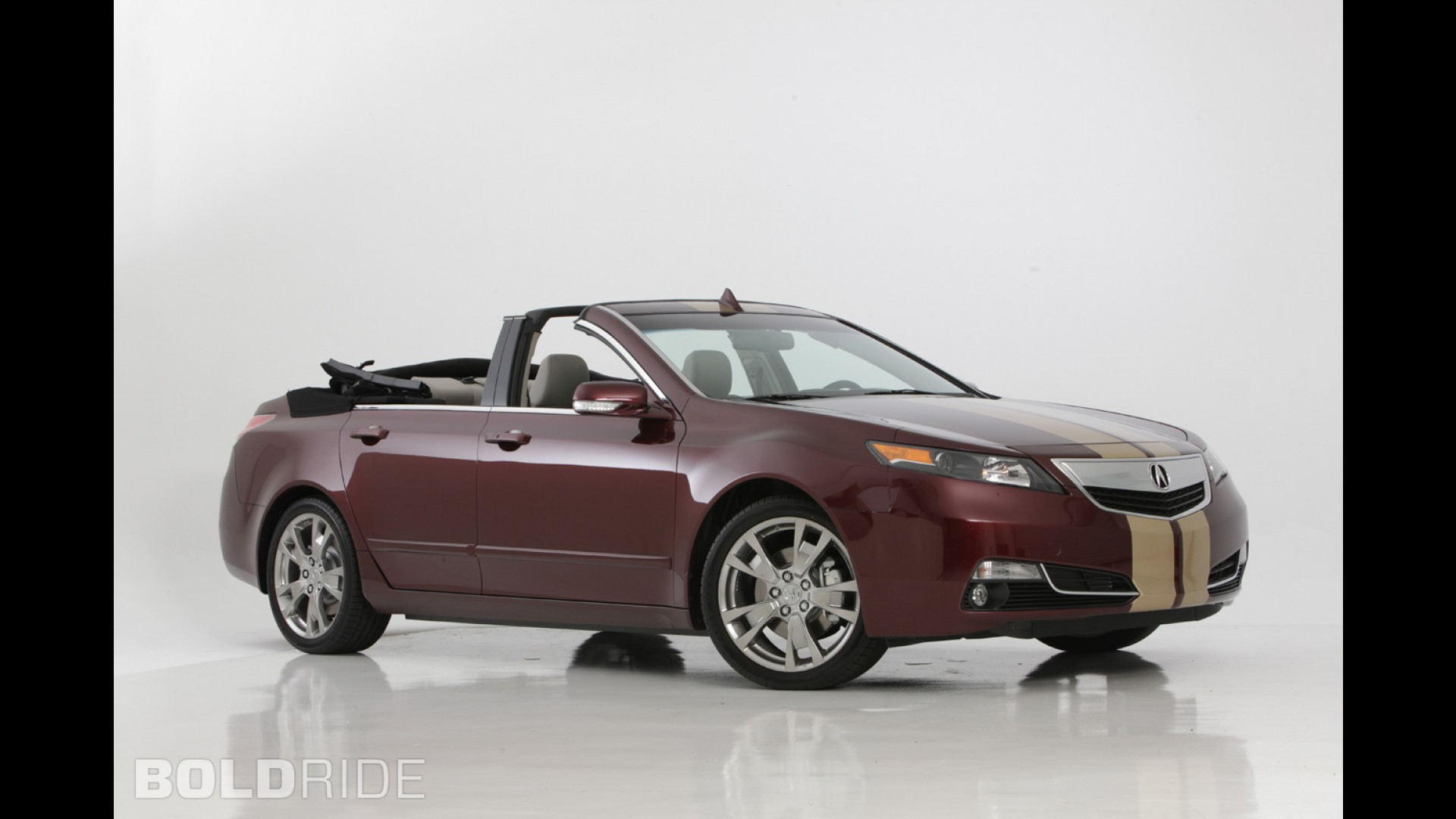 Newport Convertible Engineering Acura TL