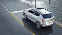 SsangYong Tivoli to receive global debut in Geneva, sales start in May