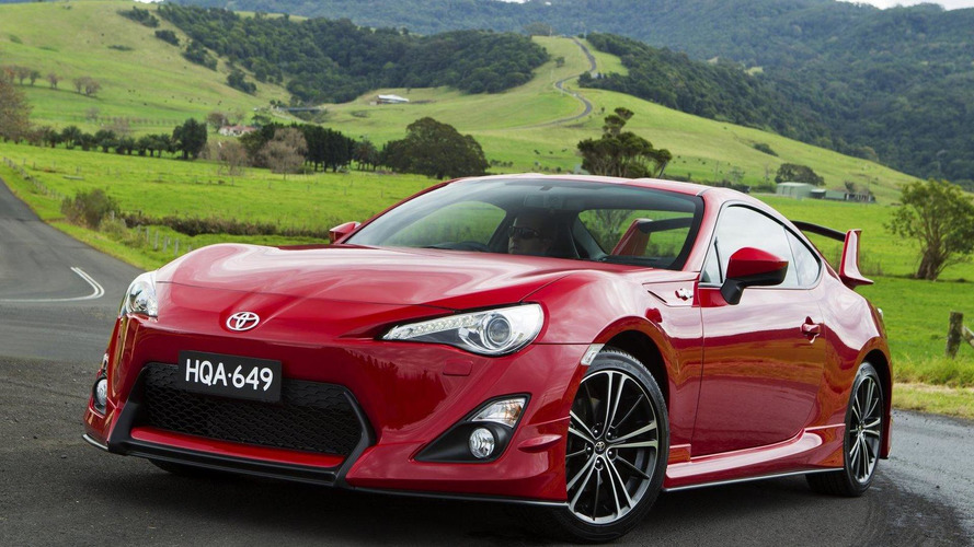 TRD considering a supercharger kit for the GT 86 / FR-S - report