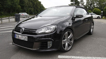 Volkswagen Golf R Cabriolet caught on camera [video]