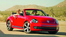 Volkswagen Beetle gains new engines & updated technology