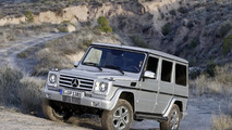 2013 Mercedes G-Class and G65 AMG officially revealed