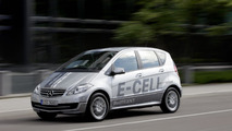 Mercedes-Benz A-Class E-CELL production and market launch announced