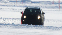 2010 Kia Sportage Spy Photo in Scandinavia