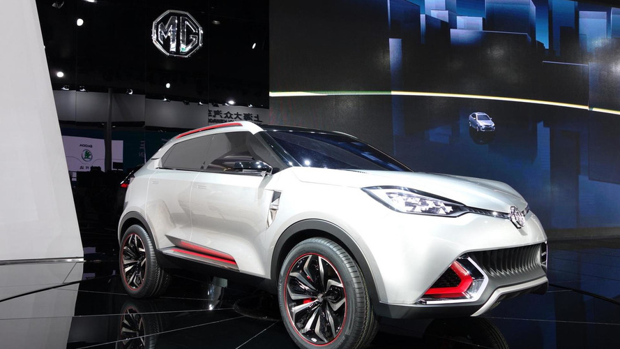 MG planning EcoBoost-rivaling engines