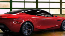 Alfa Romeo Gloria concept more photos available