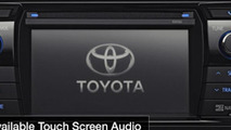 2014 Toyota Corolla Touch Screen Audio
