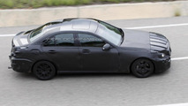 2014 Mercedes-Benz C63 AMG spy photo  / Automedia