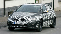 New Vauxhall Astra Caught Testing