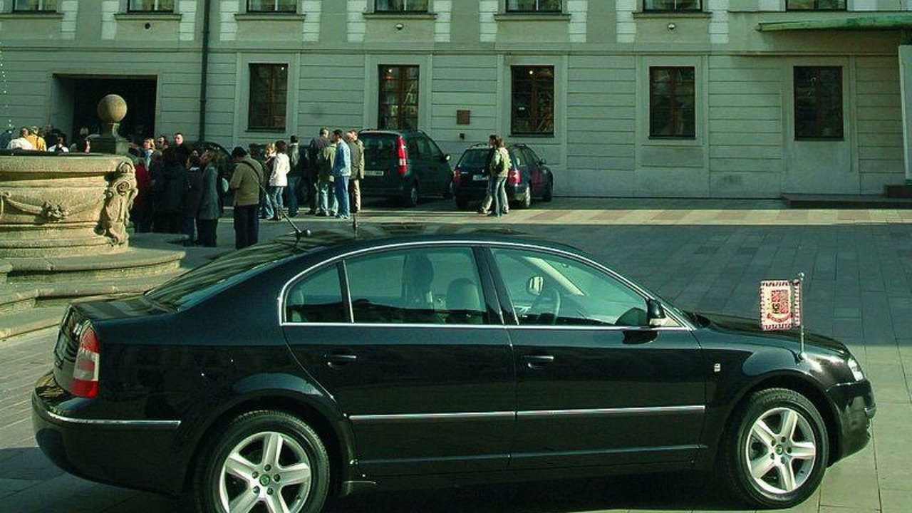 Presidential Skoda Superb