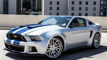 Need For Speed Ford Mustang raises $300,000 for charity in Palm Beach [video]