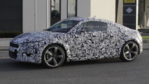 2015 Audi TT spied for the first time