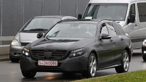 Mercedes-Benz C-Class details emerge, liftback planned - report
