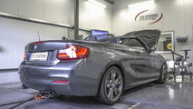 BMW M235i Convertible by DTE-Systems