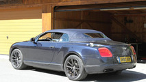 2012 Bentley Continental GTC Speed facelift spied for first time