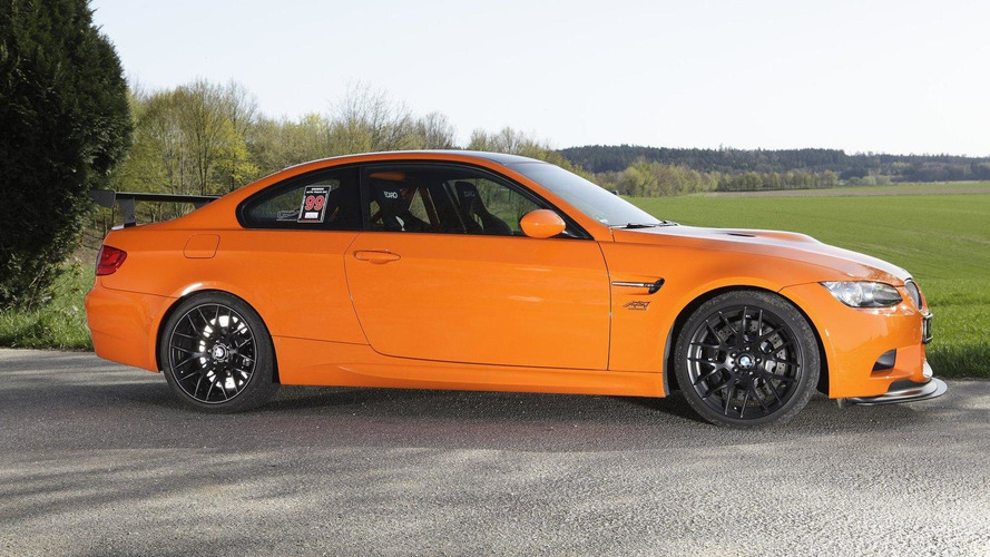 BMW M3 GTS by G-Power announced with 635hp