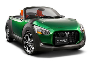 Daihatsu Copen: The Mix and Match Convertible