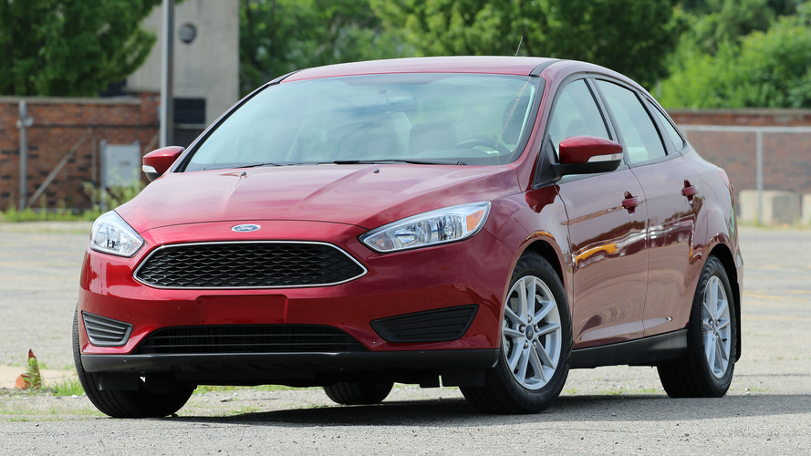 Ford stops Focus, C-Max hybrid US production for two weeks amid weak demand