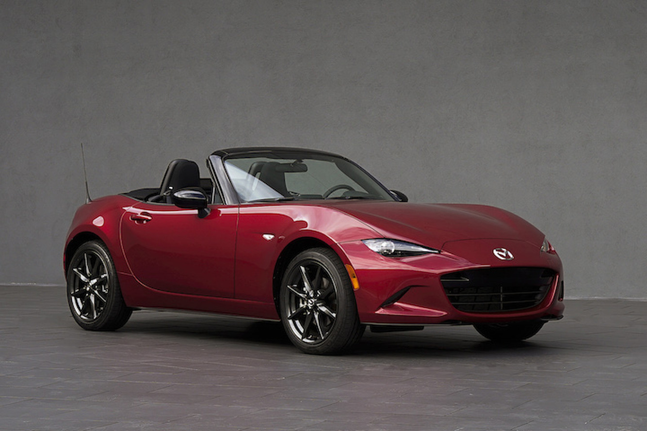 Mazda Expected to Debut Miata Hardtop at New York Auto Show