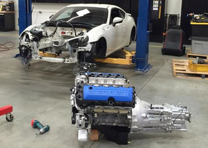 This Is The V8-Powered FR-S We've Been Waiting For