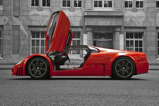 The Record-Setting 2001 Volkswagen W12 Concept