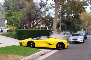 Maniac LaFerrari Driver Has Possibly Fled the Country