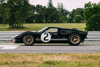 After 50 Years, the '66 Le Mans Winning Ford GT40 is Reborn