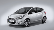 Hyundai ix20 facelift unveiled with enchanced engine range