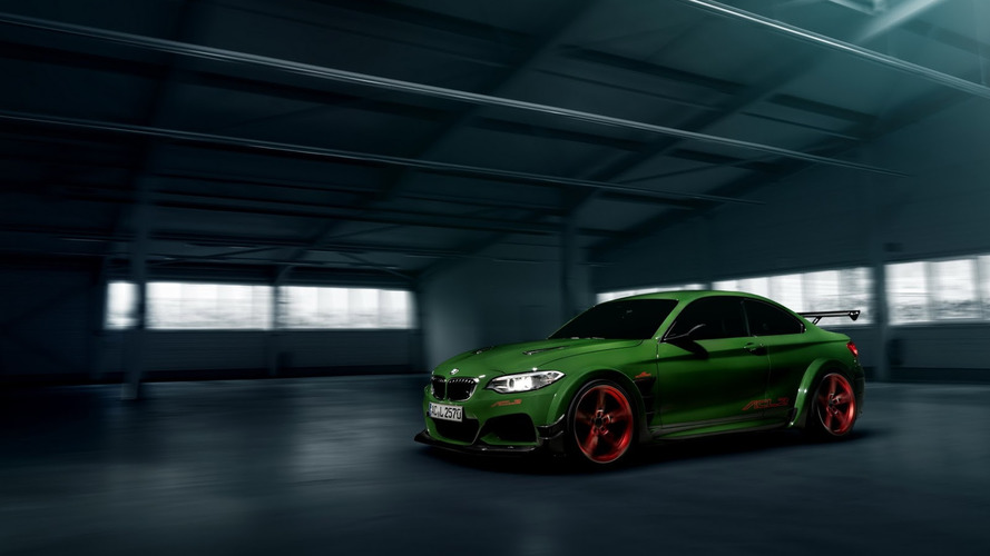 AC Schnitzer ACL2 is BMW M235i on steroids [video]