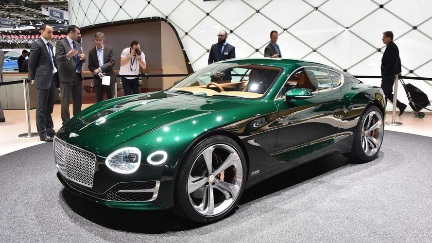 Bentley EXP 10 Speed 6 could go into production with revised styling