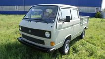 1989 Volkswagen pickup owned by Butzi Porsche up for auction