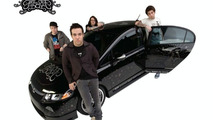 Emo Poseur Punk Band Fall Out Boy Headlines Honda Civic Tour