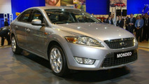 New Ford Mondeo at Melbourne (AU)