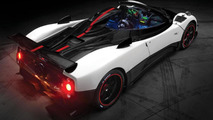 Pagani Zonda Cinque Roadster