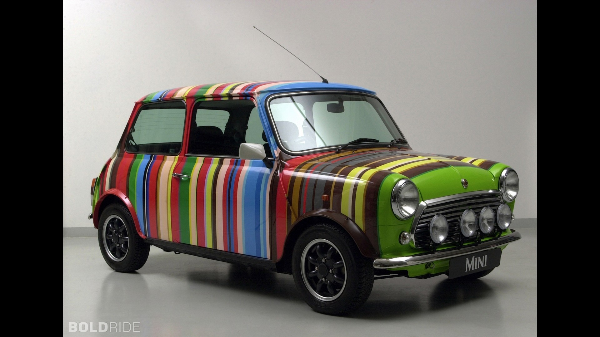 Designer Mini Paul Smith
