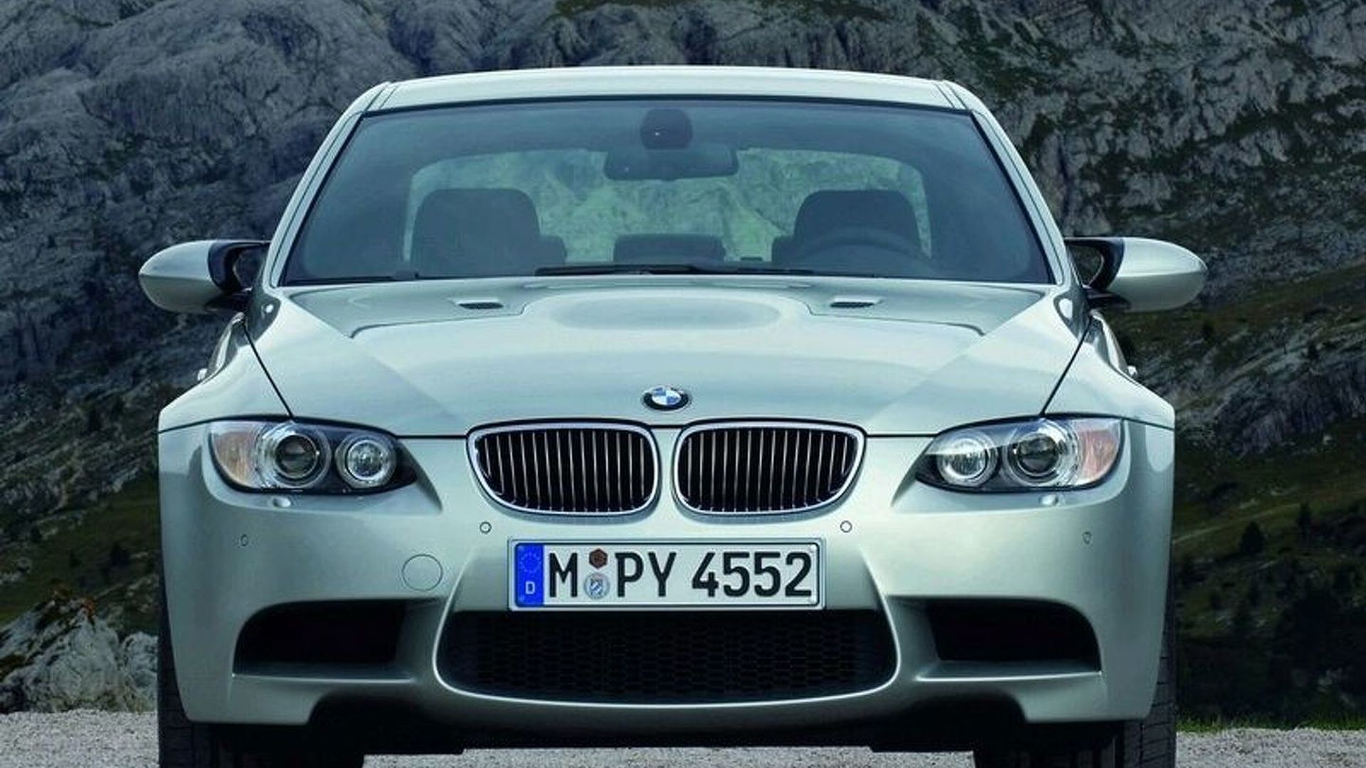 Official: BMW E90 M3 Sedan Revealed