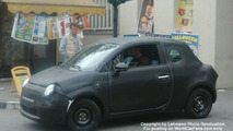 SPY PHOTOS: Fiat 500