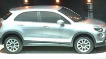 Fiat 500 lineup expansion to end with 500X crossover