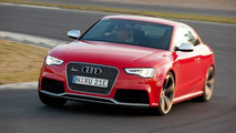 Refreshed Audi RS5 Coupe arrives in Australia