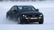2014 Mercedes C-Class spy photo 08.2.2012
