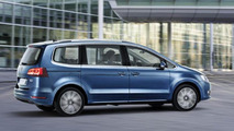 2015 Volkswagen Sharan lands in Geneva with new engines