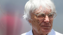 Ecclestone not worried as TV ratings decline