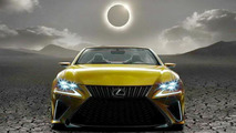Lexus LF-C2 concept teaser (modified)