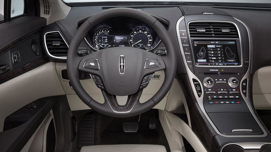 2016 Lincoln MKX officially unveiled [videos]