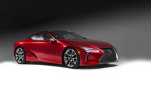 Lexus LC 500 will get even more power for 2018